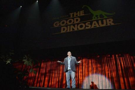 Prime immagini e info di The Good Dinosaur