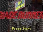 videogame (finto) 8-bit Blade Runner