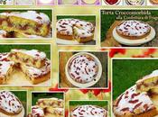 Torta croccomorbida alla confettura fragole