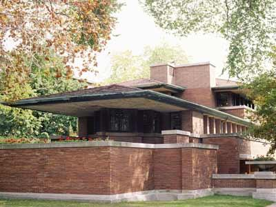 Frank lloyd wright una casa per l 39 uomo paperblog for Frank lloyd wright piani per la casa
