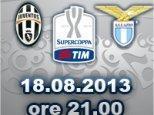Supercoppa Italiana 2013: Lazio Juventus (diretta