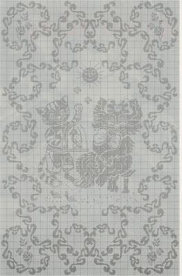Schemi Per Il Filet Copertina Per Lettino Con Gattini Paperblog