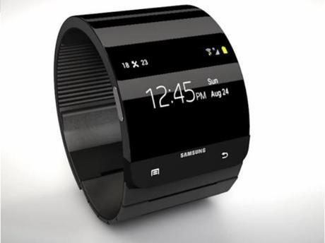 Il galaxy gear il nuovo smartwatch di samsung paperblog for Orologio della samsung