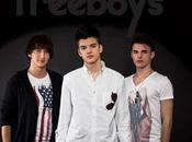 """Freeboys"" sotto grande quercia Castelvetro Piacentino, lunedì agosto 2013."