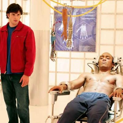 Suicida Lee Thompson Young, fu Cyborg in Smallville Smallville Lee Thompson Young