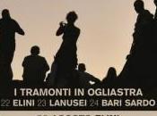 """""""The Secret Life Parks"""" live piccolo paese dell'Ogliastra """"Tramonti Musica"""", agosto, Elini"""
