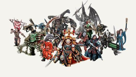 Un nuovo Sito Games Workshop