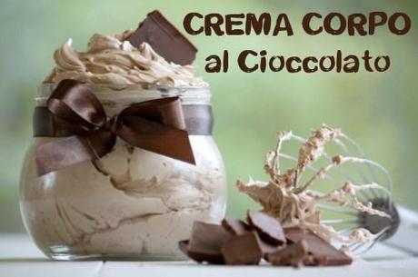 Crema corpo al Cioccolato fai da te Crema corpo idratante fai da te al Cioccolato,  foto (C) 2013 Biomakeup.it