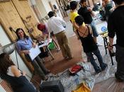 SCENOGRAFIA Smonta televisore accendi un'idea. Firenze Roma