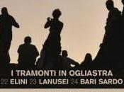 Village live Tenores Bitti penultima data Tramonti Musica, agosto, Lanusei