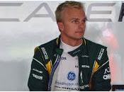 Kovalainen tornerà volante della Caterham
