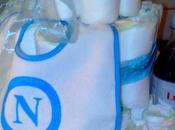 Torta pannolini: primo esperimento
