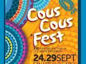 svolgerà settembre 2013 Vito Capo (Trapani) 16esima edizione Cous Fest.