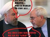ministro degli esteri ammette avere fanpage facebook. iran polemica