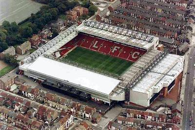 Lo stadio Anfield registrato come Asset of Community Value