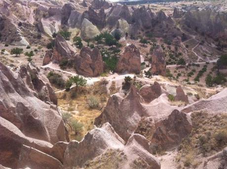 Cappadocia-rose valley - Paperblog