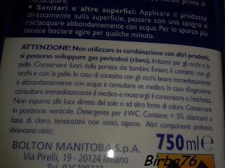 wc net fosse biologiche prezzo review wc net candeggina gel ocean fresh paperblog