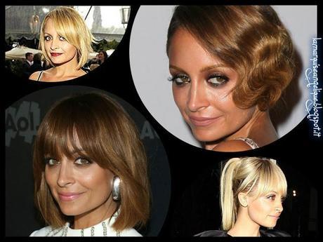 Nicole Richie Hairstyle + Il significato dei tagli di ...