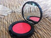 BeChic pigment cream blush Sunset: review swatch