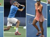 Open 2013, outfit campioni tennis: Djokovic, Nadal Federer