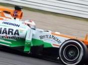 Belgio, deludenti prestazioni Force India Sauber