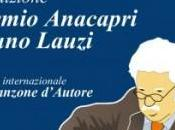 Finalisti della sesta edizione Premio Lauzi: serata finale agosto Anacapri