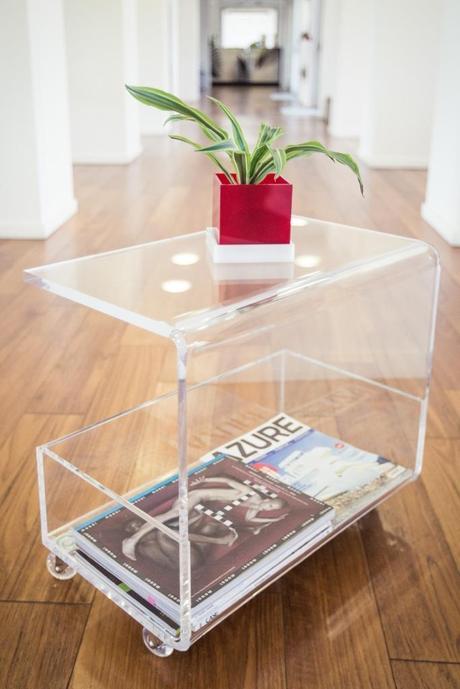 Tavolini Da Salotto In Plexiglass Prezzi.Tavolino Da Salotto In Plexiglass Su Misura Design Trasparente