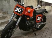 K100 Special Espresso Motorcycles