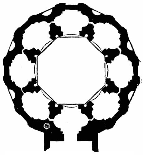 Filippo brunelleschi l 39 ordine delle cupole paperblog - La tavola rotonda santa maria degli angeli ...