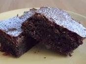 Torta caprese cioccolato