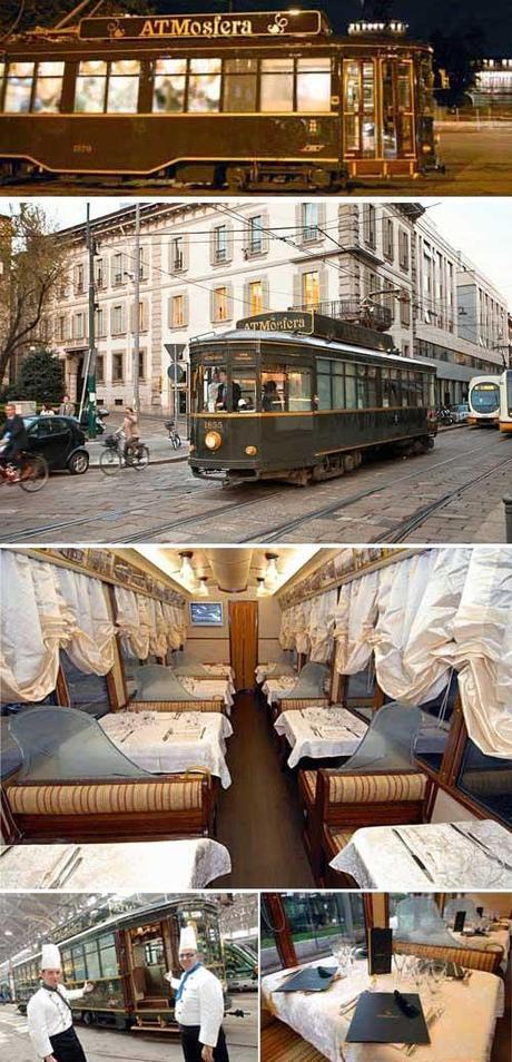 Tram ristorante a milano paperblog for Ristorante l isolotto milano