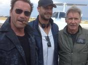 Harrison Ford compare finalmente cast Mercenari