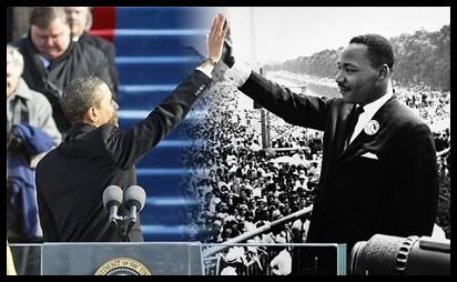 Obama Obama ricorda Martin Luther King
