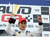 Auto Donington, gara Vittorio Ghirelli vince primo campione 2013