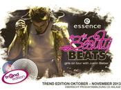 Novità arrivo parte [Preview] Essence trend Edition Beauty Beats Girls tour with Justin Bieber.