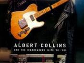 Recensione Live 92/93 Albert Collins Icebreakers, Virgin Records America 1995