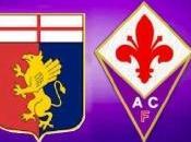 Genoa-Fiorentina perdere passo