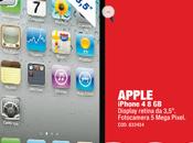 iPhone offerta €309 volantino MediaWorld