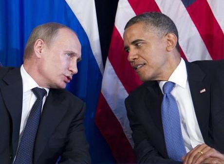 obama putin Putin e Obama: da Snowden alla Siria