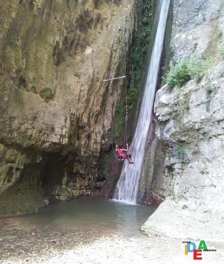 Molina e il parco delle cascate paperblog for Cascata da interno