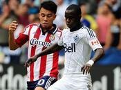 Vancouver Whitecaps-Chivas 2-2, video highlights