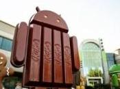Nuova versione Android chiamerà KitKat