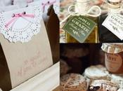 "Trend Wedding favor, ""made with love"""