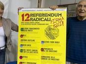 Referendum Radicali, cosa sono?