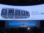 Samsung Galaxy Gear: smartwatch