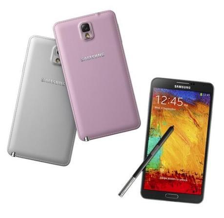 Galxy Note3 030 set1 610x592 Samsung Galaxy Note 3   specifiche tecniche e primi hands on video!