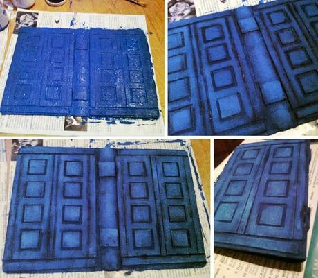 Doctor Who & River Song's Diary - Claire's TUTORIAL