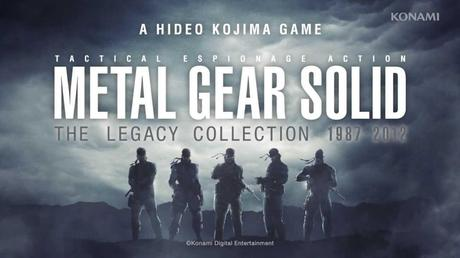 Metal Gear Solid: The Legacy Collection - Trailer di presentazione