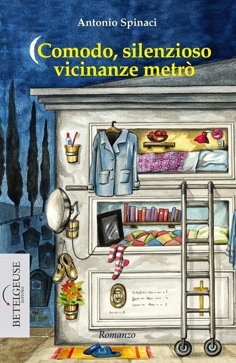 Recensione: Comodo, silenzioso, vicinanze metrò di Antonio Spinaci