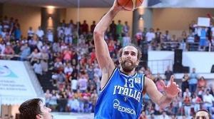 L'Italbasket comincia gli Europei con un successo